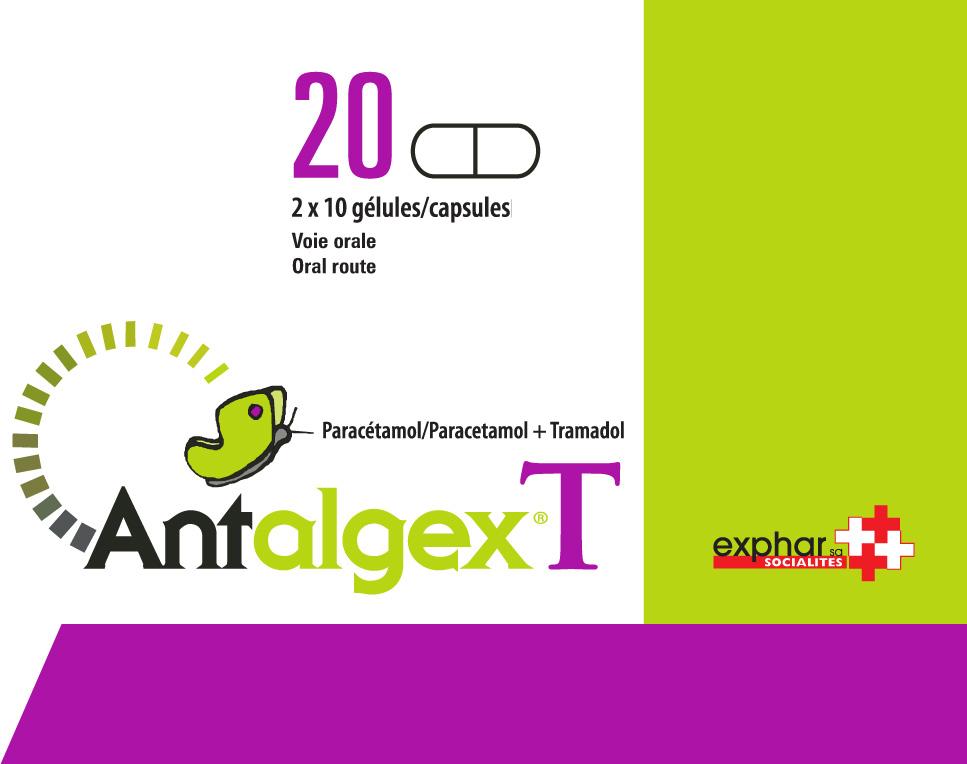 ANTALGEX T