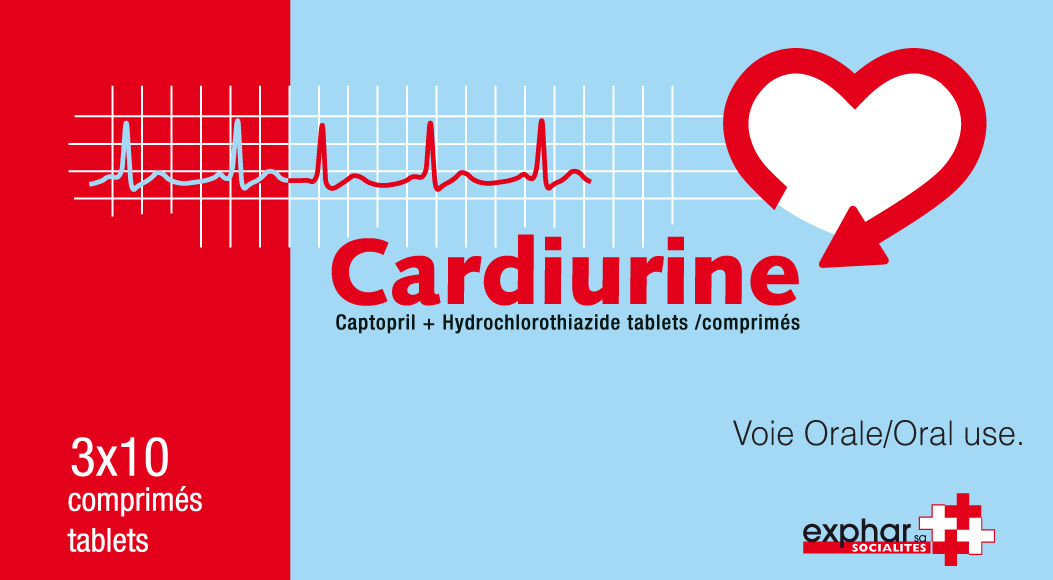 CARDIURINE