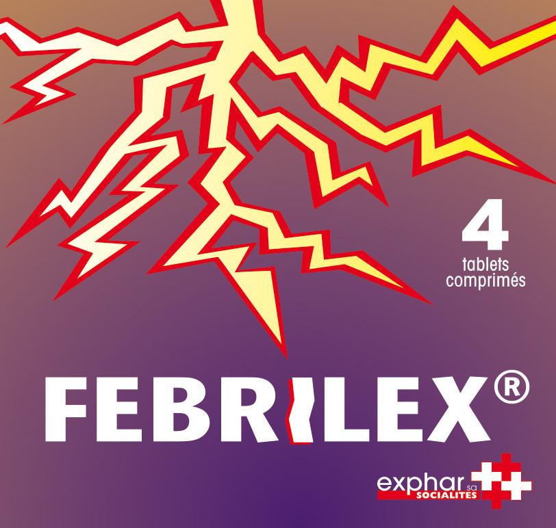 FEBRILEX COMPRIMES