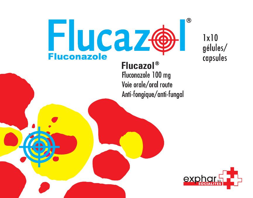 FLUCAZOL GELULES