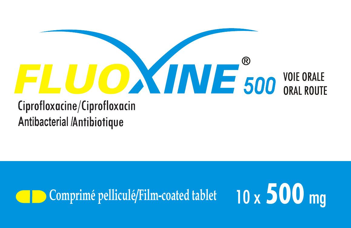 FLUOXINE COMPRIMES