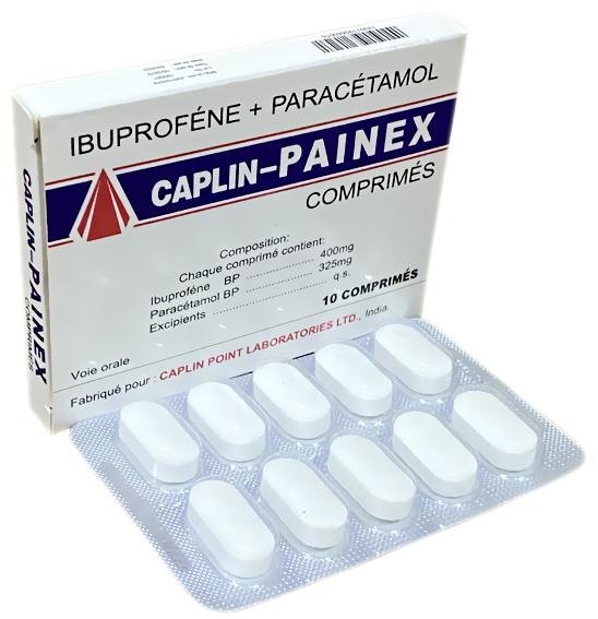 PAINEX B/10 Comprimés