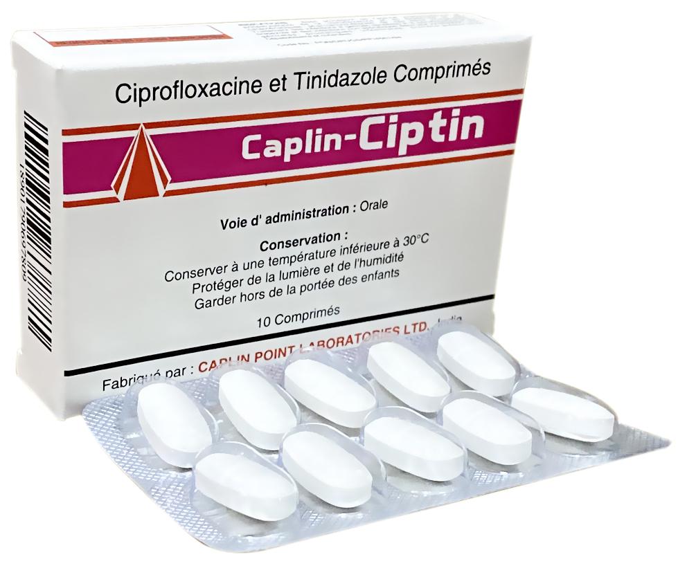 CIPTIN Comprimé