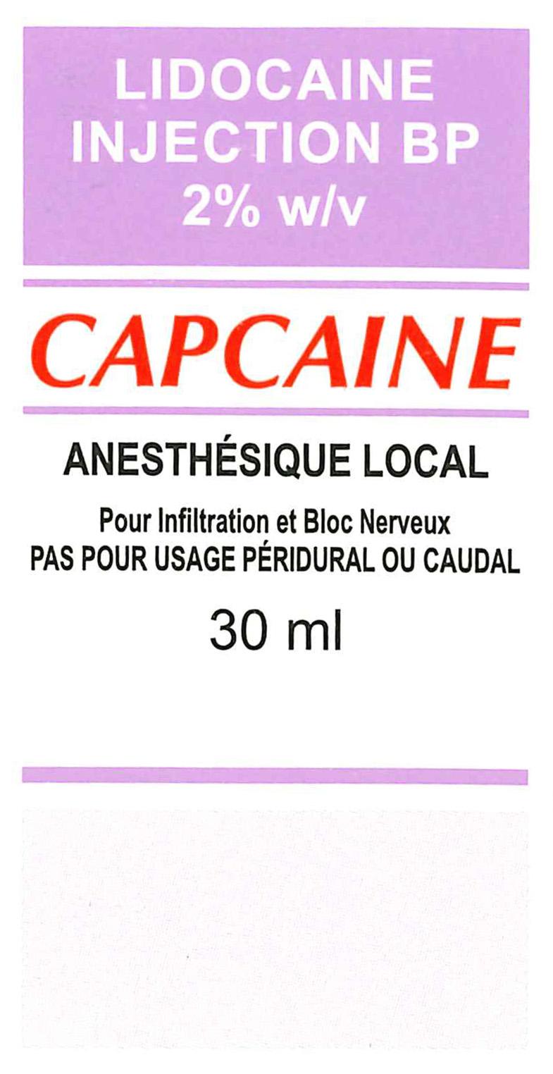 CAPCAINE Injectable